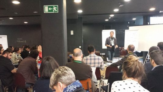 Coworking Spain Conference en ImpactHUB Madrid