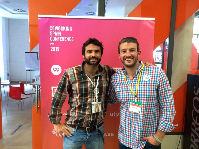 Manuel Zea - Coworking Spain - Foto de Diego Tomás