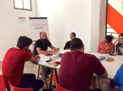 Taller diseño espacios - Coworking Spain Conference - Diego Tomás