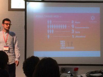Gamificación en la Coworking Spain Conference - Foto de Diego Tomás