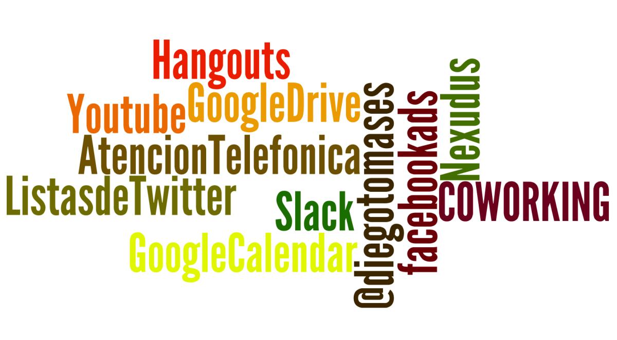 herramientas y servicios coworking - diego tomas
