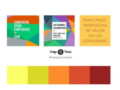 Principales propuestas de valor en un espacio coworking