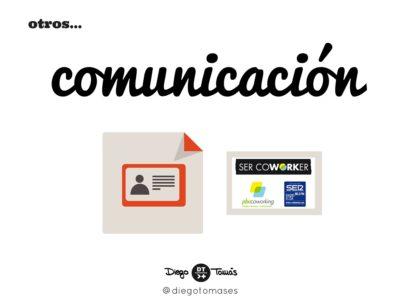 Espacio de coworking como una plataforma de comunicación