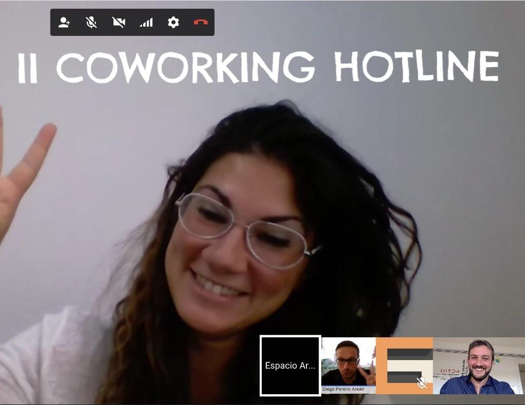 Encuentro gestores mensual coworking