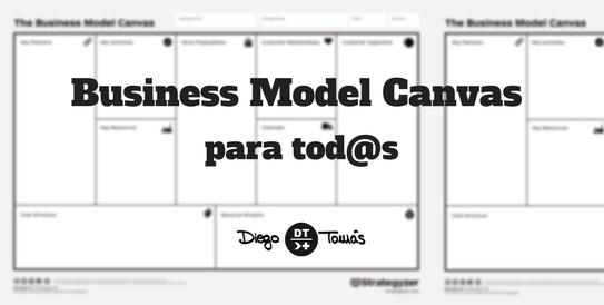 BUSINESS MODEL CANVAS – Modelos de negocio