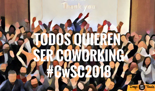 Coworking Spain Conference 2018