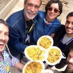 Co-paella en la Coworking Spain Conference - Foto de Diego Tomás