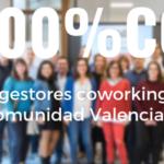 gestores coworking Comunitat Valenciana